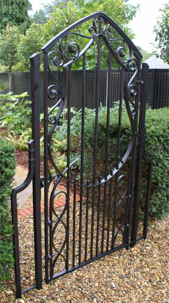 Gates Burrows Lea Forge Hand Forged Ironwork