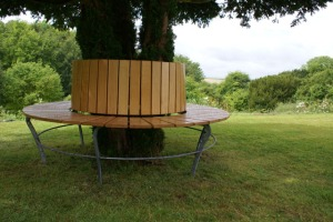 Full view of Tree Seat