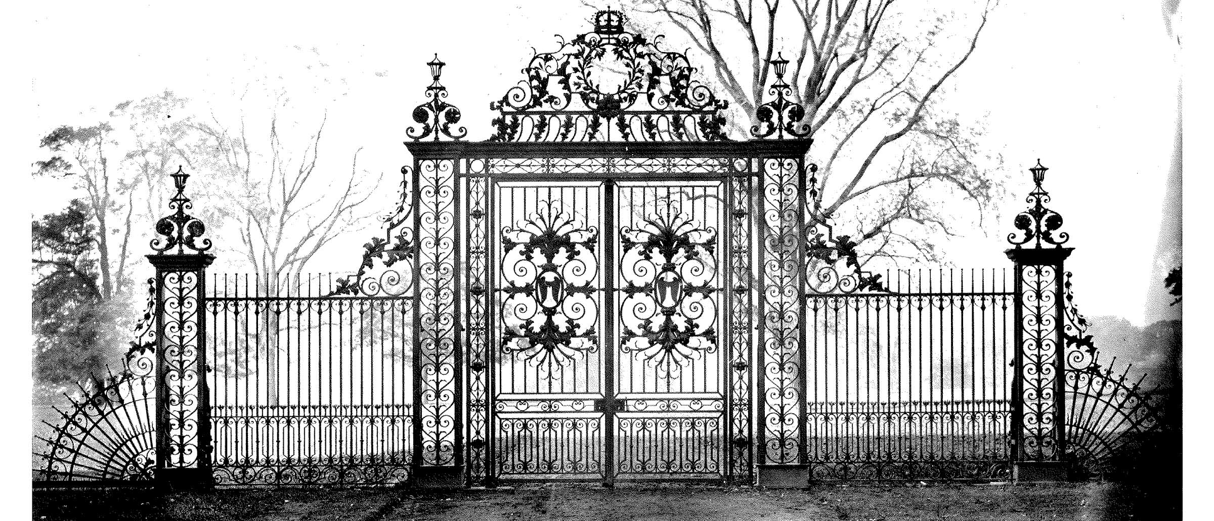 Gates | Burrows Lea Forge – Hand Forged Ironwork