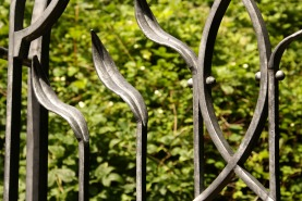 Blacksmith, Hand forged, Design, Ironwork, Forge, Wrought Ironwork, Hot Forged, Blacksmithing, wrought iron gate, gate, iron gate