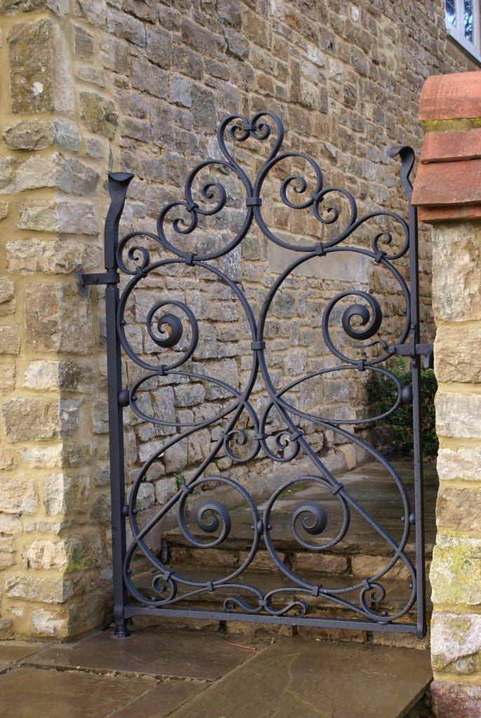 Blacksmith, Hand forged, Design, Ironwork, Forge, Wrought Ironwork, Hot Forged, Blacksmithing, gate, wrought iron gate